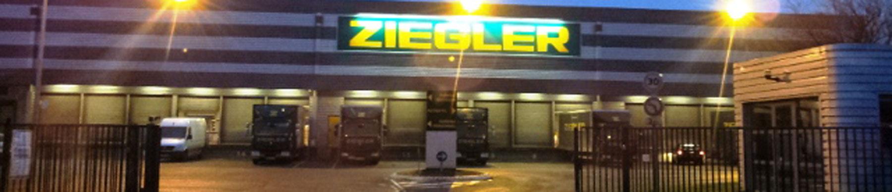 ZIEGLER – TRANSPORT ET LOGISTIQUE en Ille-et-Vilaine