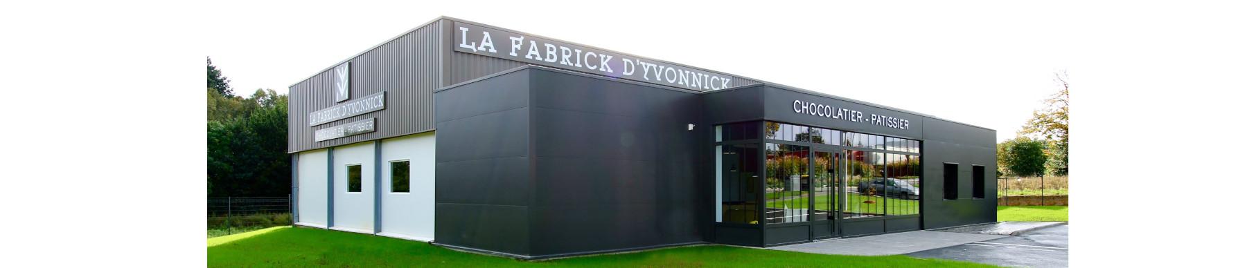 LA FABRICK D'YVONNICK à PONTIVY (56)