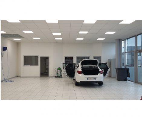 Un nouvel atelier automobiles NISSAN Espace 3 à CESSON SEVIGNE (35)