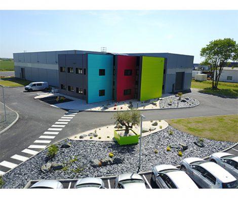 Construction d'un atelier et bureaux à CUGAND (85)