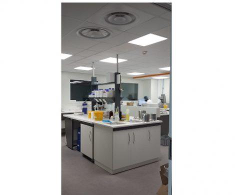 Livraison des Laboratoires R&D chez METAROM