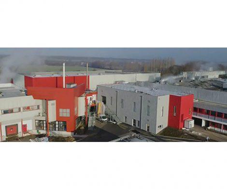 Extension, restructuration de l'usine agroalimentaire BAHIER à Sceaux sur Huisne (72)